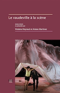 Le Vaudeville et la scène