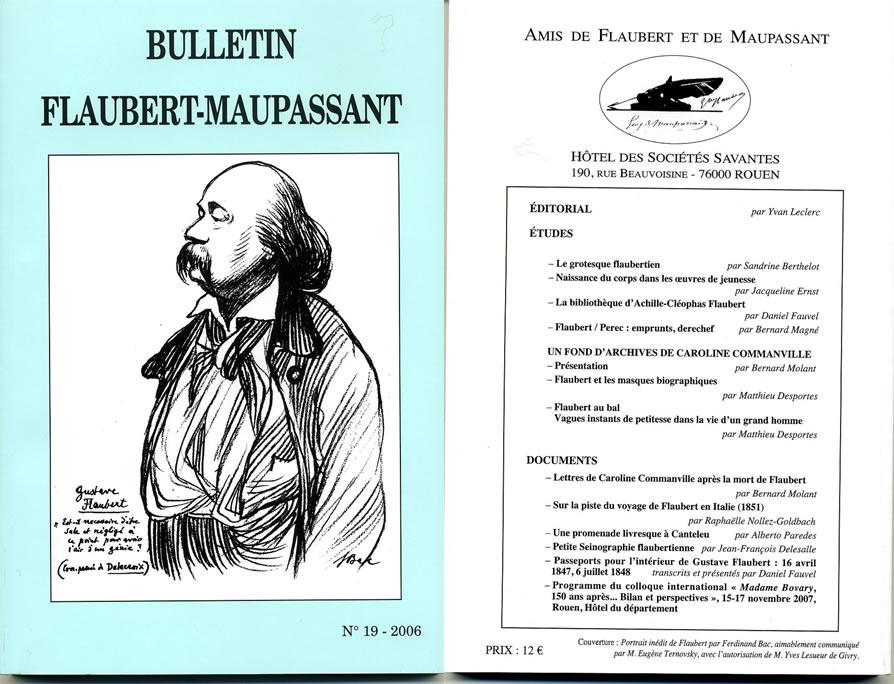 bulletin flaubert maupassant 19