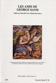 revue nouvelle série N°18 1996