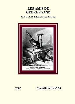 revue nouvelle série N°24 2002