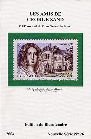 revue nouvelle série N°26 2004