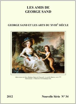 revue nouvelle série N°34 2012