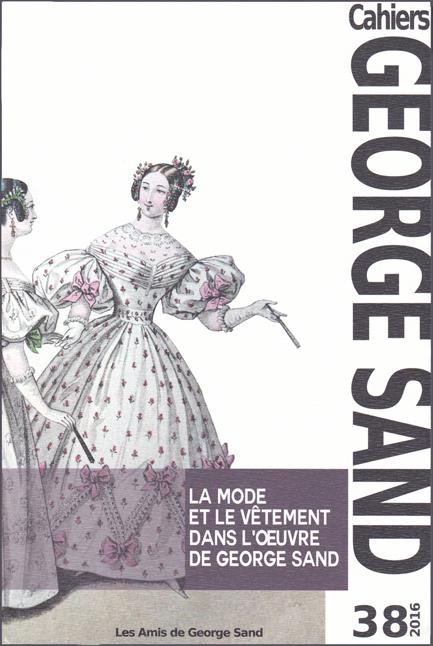 Cahiers George Sand N°38