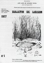 bulletin janvier 1977